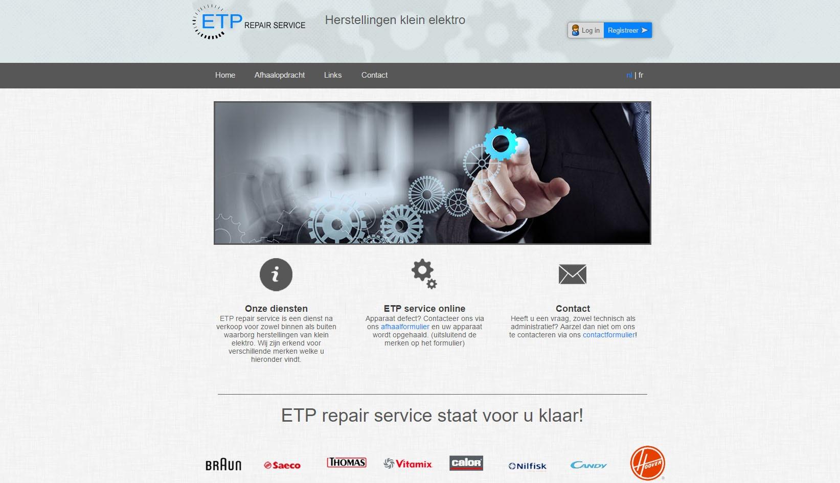 webdesign service online