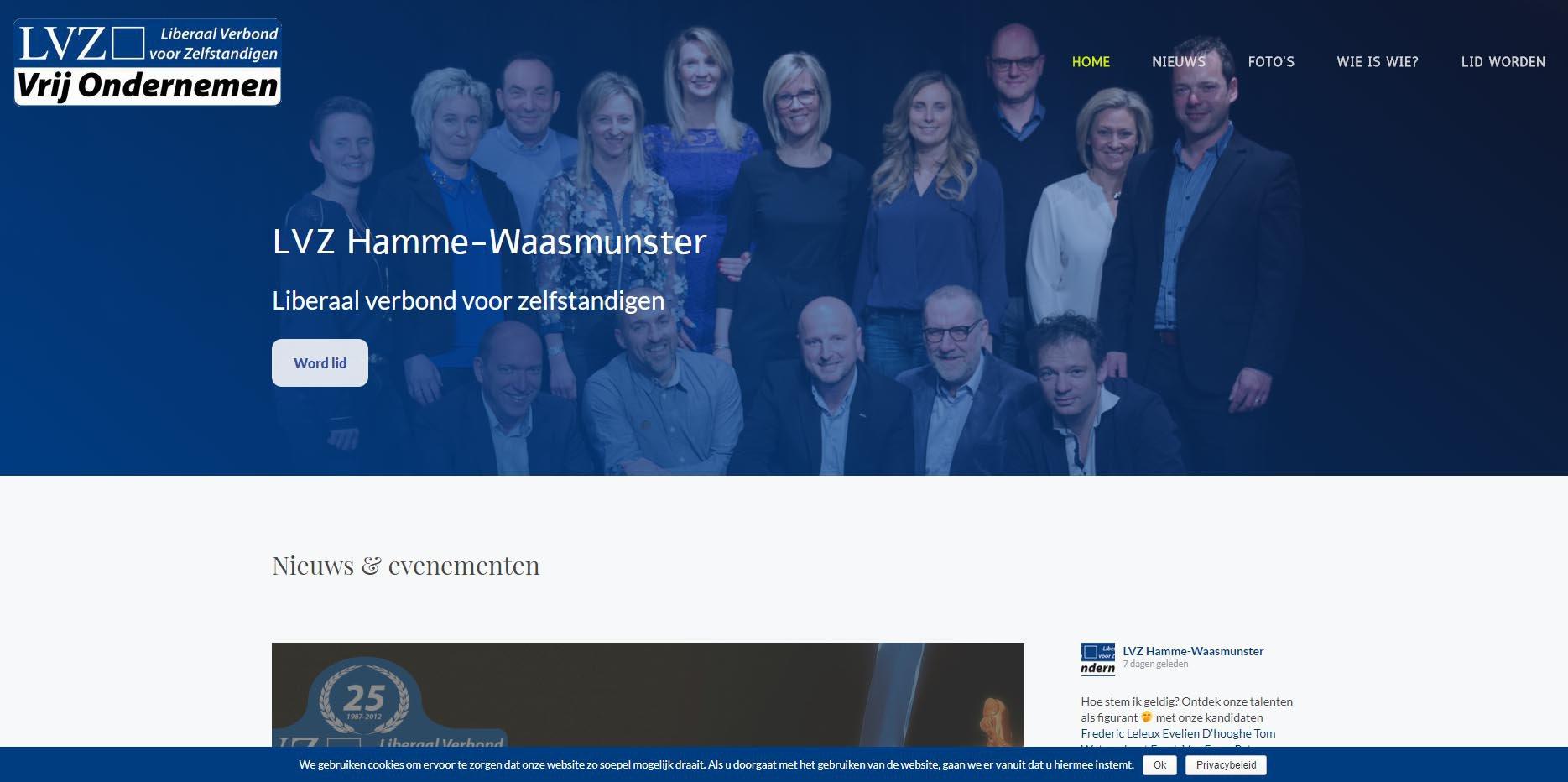 LVZ Hamme-Waasmunster