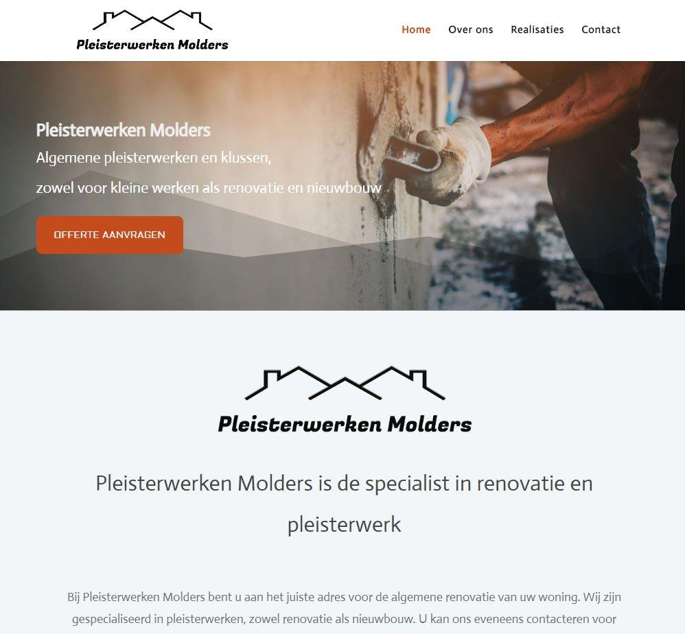 Pleisterwerken Molders