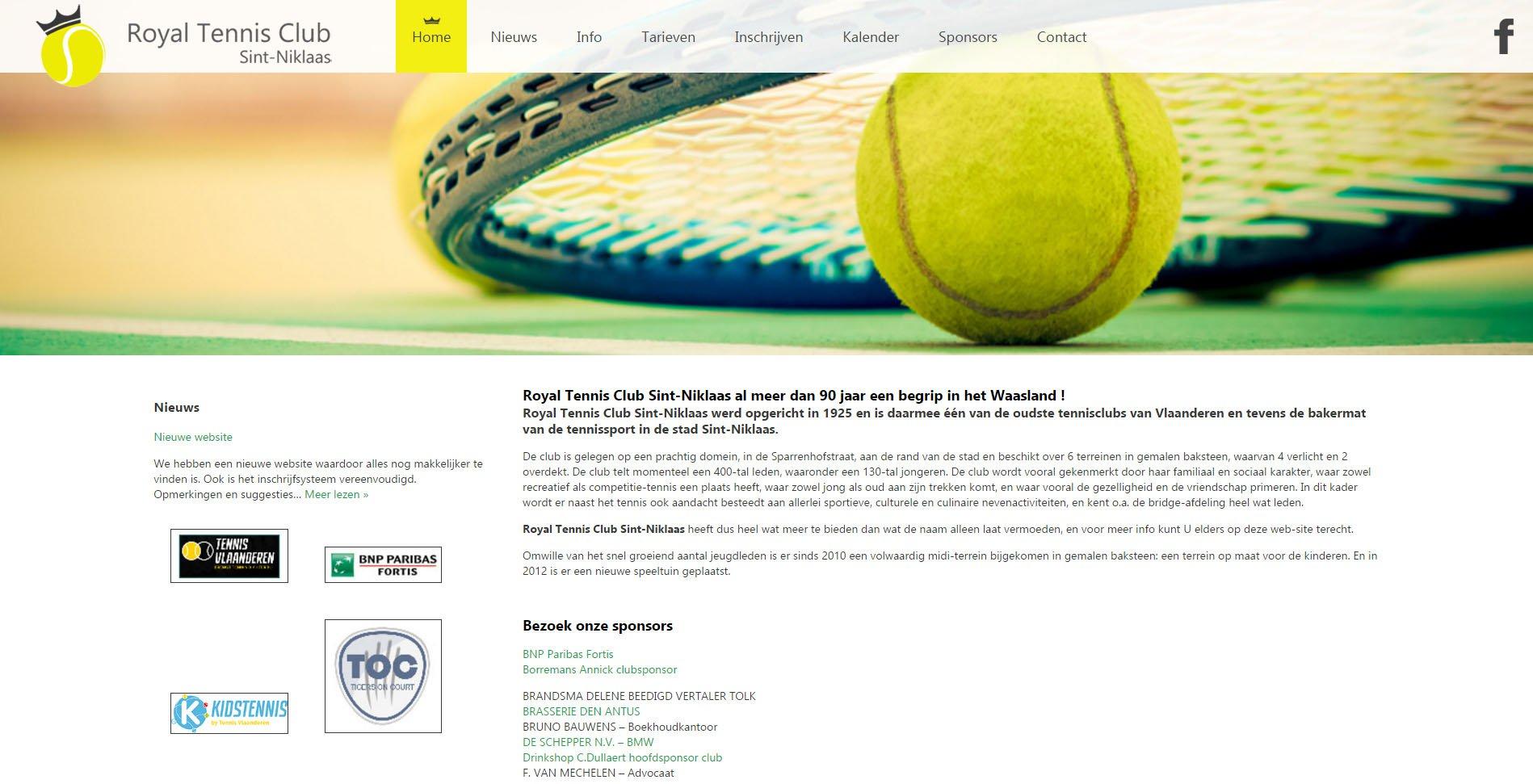 Royal Tennis Club Sint-Niklaas