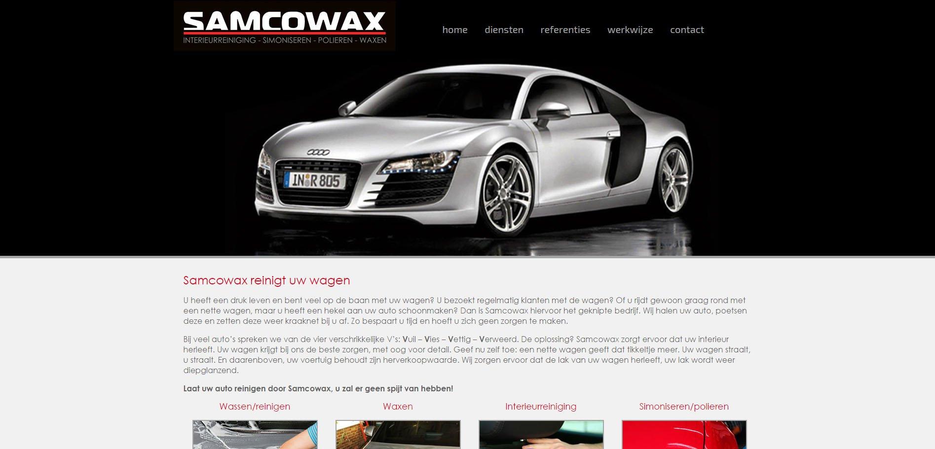 Samcowax