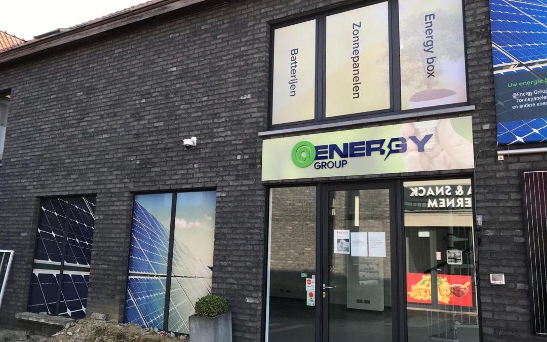 Volledig hernieuwen pand @Energy