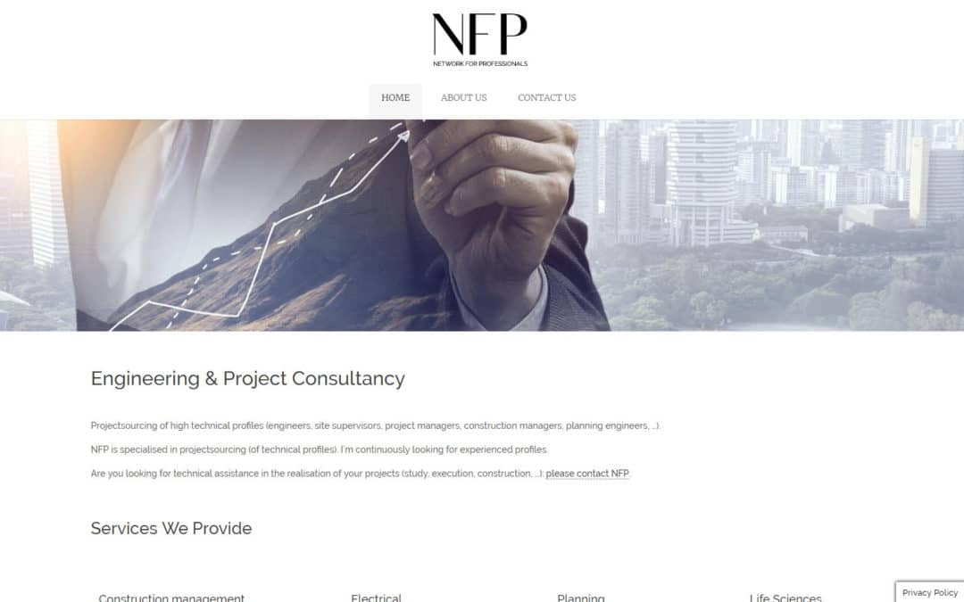 NFP consultancy