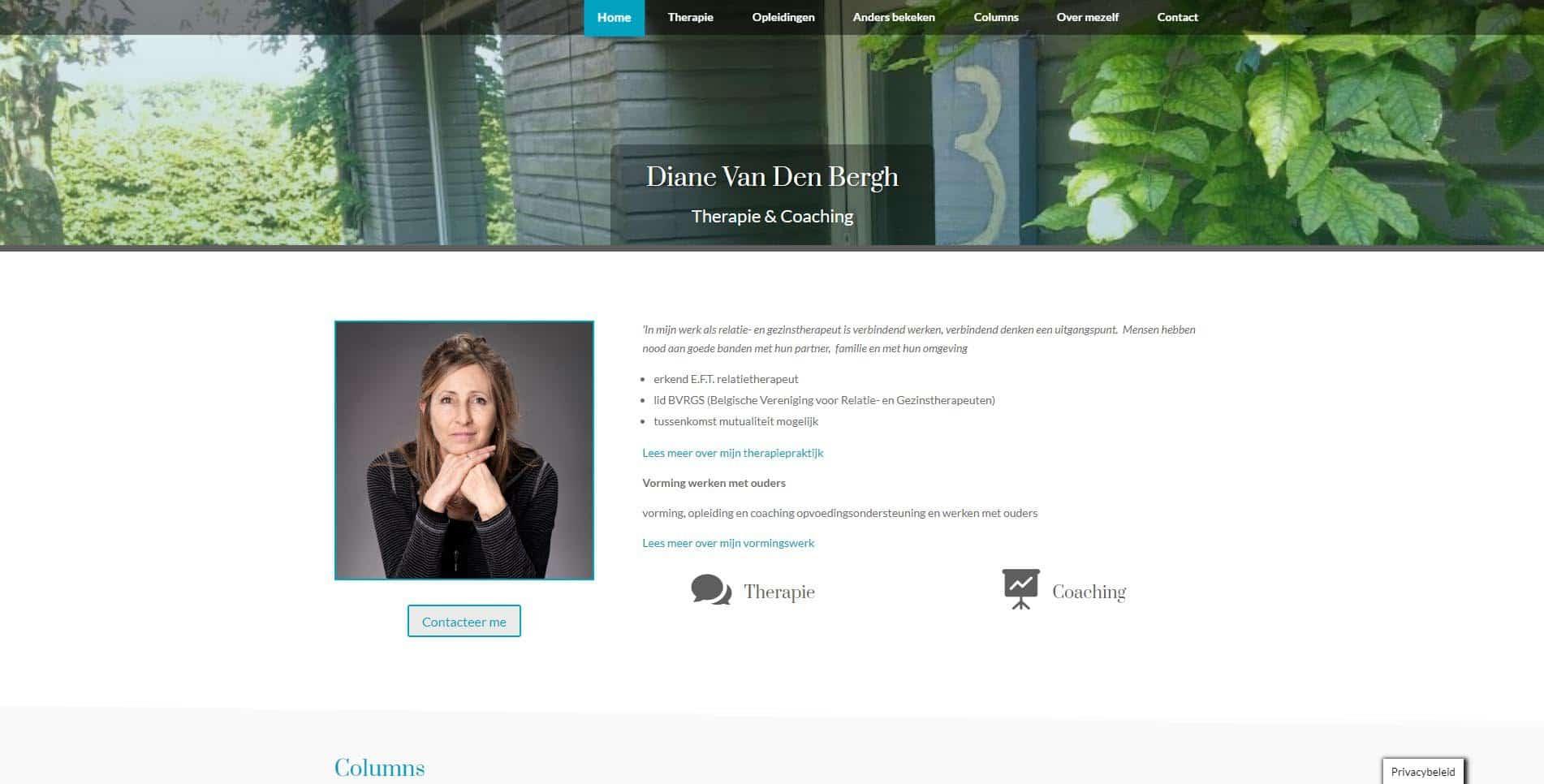 Diane Van Den Bergh